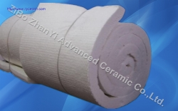 refractory Ceramic Fire blanket for insulation