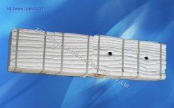 Aluminum Silicate Ceramic Fiber Module For Lining Of The Furnace