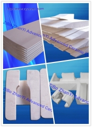 Type of Aluminum silicate tips in different aluminium caster