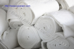 High purity aluminum silicate ceramic fiber blanket 1260℃