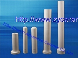 Aluminium Titanate Ceramic Lift Tube For Low Pressure Die Casting Machine