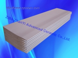 Aluminum Silicate Caster Tips Used For Continuous Aluminium Strip Casting