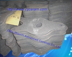 High Quality RSiC Batts In Furnaces
