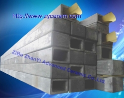 High Quality Silicon Nitride Bond Silicon Carbide Ceramic Beams In Furnace